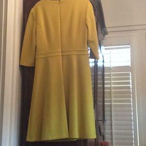 Hugo Boss saffron  Dress
